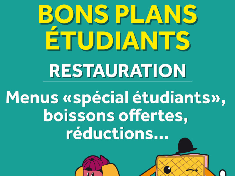Bons plans étudiants